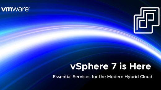 Télécharger vSphere 7.0